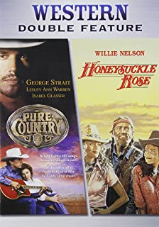 HONEYSUCKLE ROSE / PURE COUNTRY (WS)(DVD