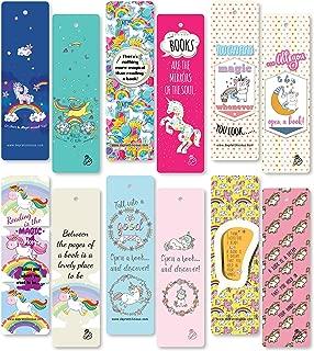 Launching Sales! Cute Unicorn Bookmark 60 PCS - Perfect Gift - Present