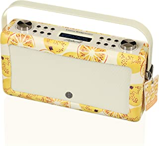 VQ Hepburn Mk II DAB & DAB+ Digital Radio with FM, Bluetooth & Alarm Clock – Emma Bridgewater Marmalade