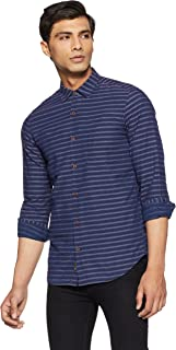 BUFFALO By fbb Men's Checkered Regular Fit Casual Shirt
