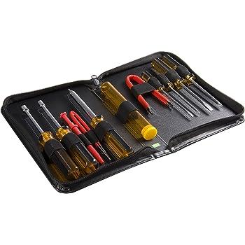 Startech CTK200 - Set de Reparación Herramientas de Ordenadores, 11 Piezas con Estuche, Negro: Amazon.es: Electrónica