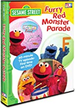 Furry Red Monster Parade