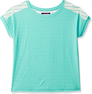 Sugr by Unlimited Women's Boat Neck T-Shirt