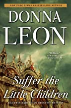 Suffer the Little Children (Commissario Brunetti Book 16)