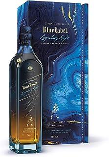Johnnie Walker Blue Label Legendary Eight, Blended Scotch Whisky, 70 cl im Geschenkkarton. Limitierte Auflage