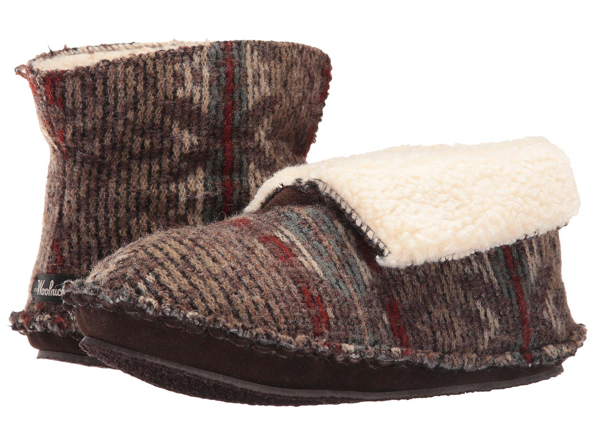 Zapato de Descanso para Mujer Woolrich Lodge Bootie  + Woolrich en VeoyCompro.net