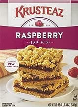 Krusteaz Raspberry Bars Supreme Mix, 19-Ounce Boxes