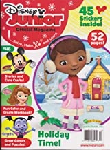 Disney Junior Magazine November/December 2018