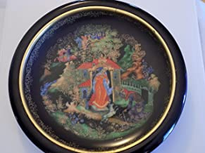 Russian Legends: The Princess and the Seven Bogatyrs Collector Plate