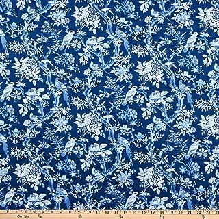 Windham Fabrics Byrd Blue Aviary Navy