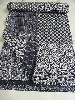 kantha patchwork quilt