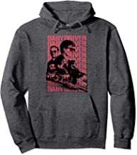 Baby Driver Multi Logo with Poster Hoodie