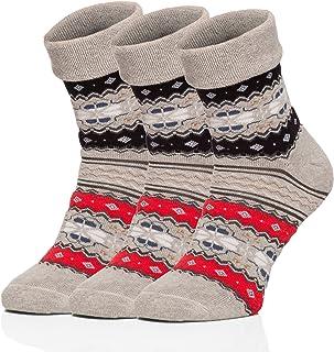 Merry Style, Felpa Calcetines Calientes para mujer 211v3