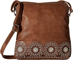 M&F Western Rhianna Messenger Bag