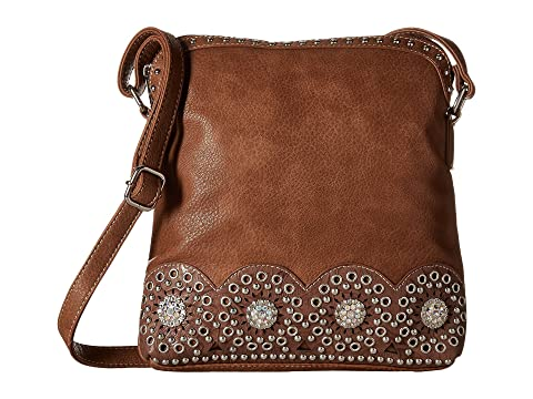 230450b19245 M&F Western Rhianna Messenger Bag at Zappos.com