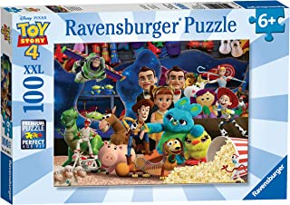 Ravensburger 10408 Disney Pixar Toy Story 4 – 100 Piezas