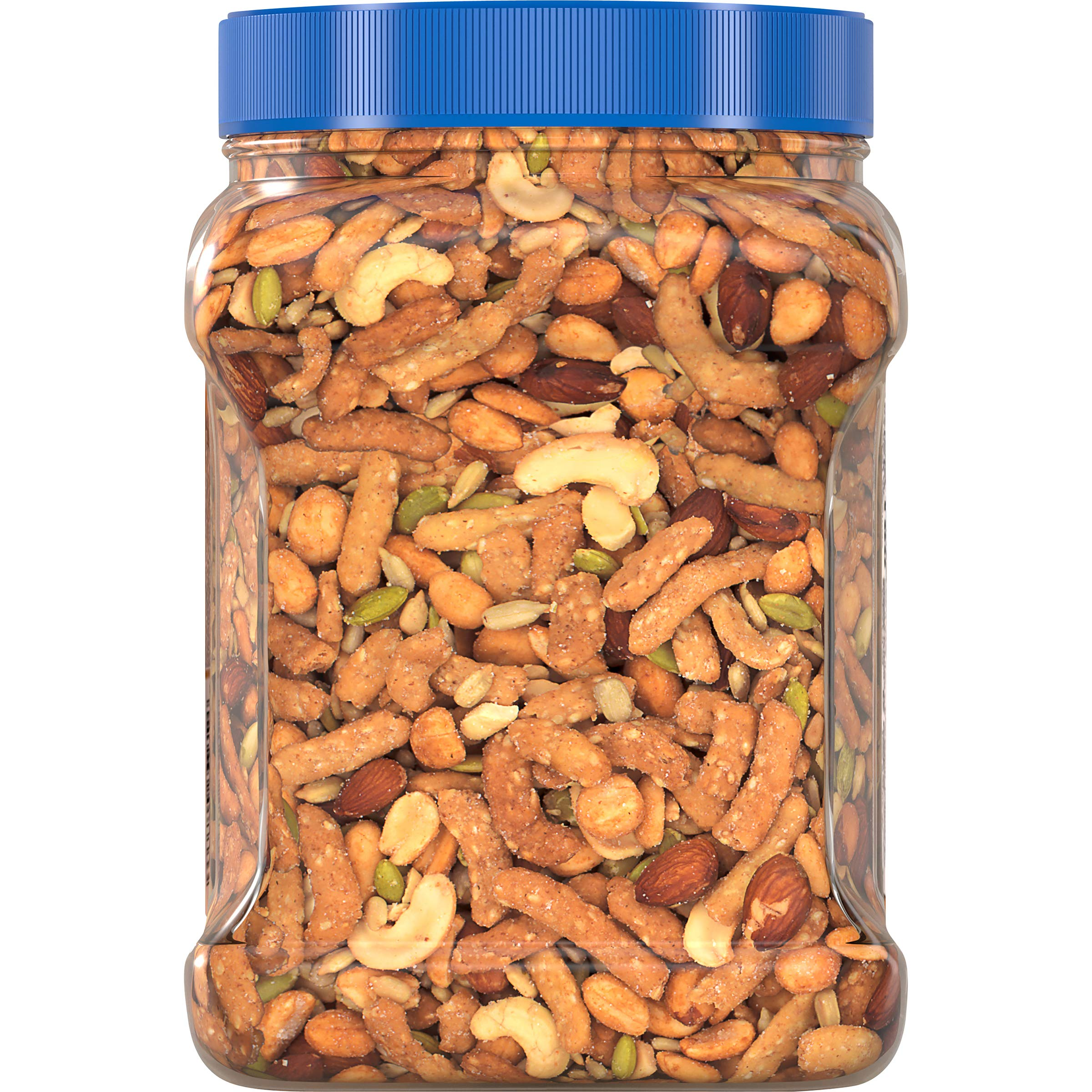 Souther Style Nuts, Honey Roasted Hunter Mix, 23 oz (Pack of 1)