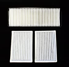 New Aftermarket Kubota Cab Air Filter Kit Replaces OEM (1) T1855-71600 & (2) 6A671-75090