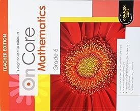 Best on core mathematics grade 6 teacher edition Reviews