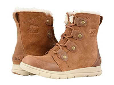 SOREL Explorer Joan (Camel Brown/Ancient Fossil) Women