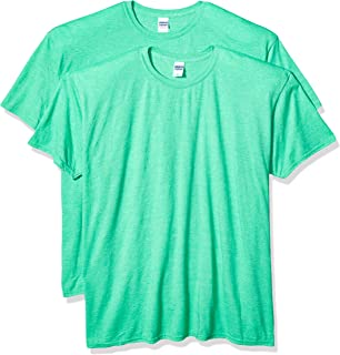Men's Fitted Cotton T-Shirt, 2-Pack
