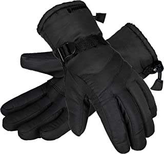 Free Country Winter Ski Gloves, Cold Weather Thermal Glove for Men