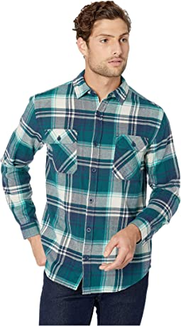 Dress Blue Stump Plaid