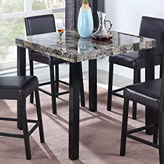 Best dining room tables square Reviews
