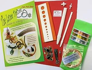 Lazee Daizee Viking Knit Bonus Kit by Stephanie Eddy