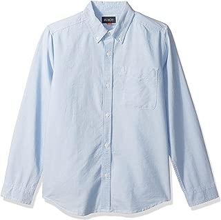Boys' Long Sleeve Uniform Oxford Shirt