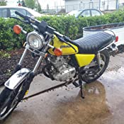 Suzuki GN125 GN 125 125E 125ET E ET Custom Carburetor Carb Stage 1-7 Jet Kit