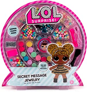 L.O.L. Surprise Secret Message Jewelry by Horizon Group USA
