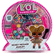L.O.L. Surprise! Secret Message Jewelry by Horizon Group Usa, DIY Secret Jewelry Making Kit, Over...