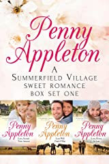 A Summerfield Village Sweet Romance Boxset 1: Love Second Time Around, Love Will Find a Way, Love Home At Last (Summerfield Village Boxsets) Kindle Edition
