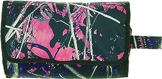 Muddy Girl Purple Pink Roll Up Cosmetic Bag