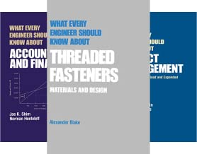 What Every Engineer Should Know (26 Book Series)