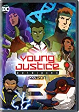 Young Justice Outsiders: S3 (DVD)