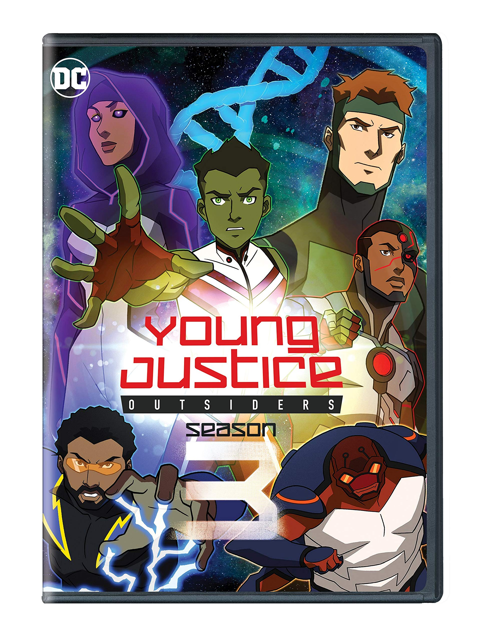 Young Justice Outsiders The Complete Third Season Buy Online In Dominica Missing Category Value Products In Dominica See Prices Reviews And Free Delivery Over Ex 200 Desertcart