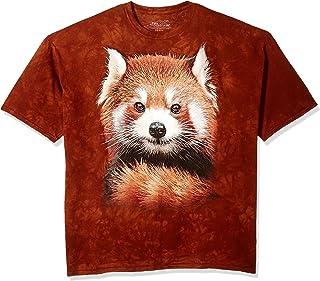 The Mountain Men's Red Panda Portrait