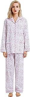 100% cotton pajamas for women