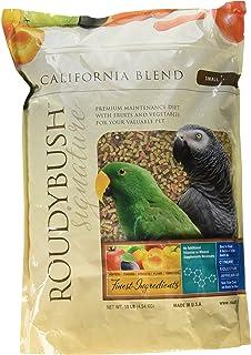 RoudyBush California Blend for Birds Small 10 Lbs