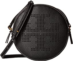 Tory Burch - Perforated Logo Crossbody