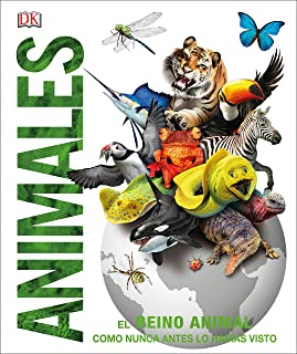 Animales: El reino animal como nunca antes lo habías visto con increíbles ilustraciones en 3D (CONOCIMIENTO)