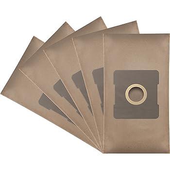 WESSPER® Bolsas de aspiradora para Samsung VC-5013 (5 piezas, papel): Amazon.es: Hogar