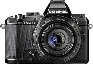 OLYMPUS デジタルカメラ STYLUS 1 28-300mm 全域F2.8 光学10.7倍ズーム ブラック STYLUS-1 BLK