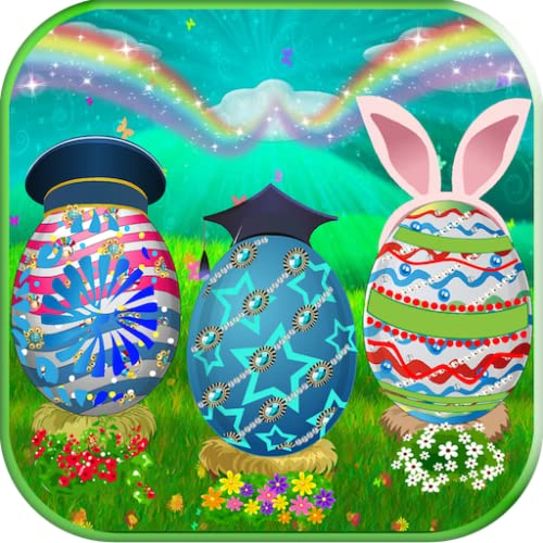 Easter Egg - Decoration & Coloring Book
