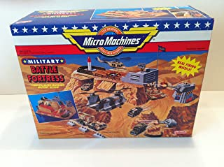 Micro Machines Military Battle Fortress Playset