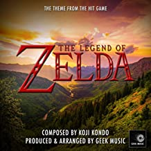 the legend of zelda theme mp3