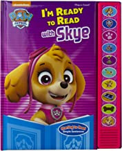 Paw Patrol - I'm Ready To Read with Skye Sound Book - Play-a-Sound - PI Kids