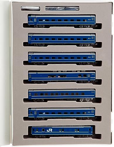 J.R. Limited Express Sleeping Cars Series24 Type 25-100 [Seto] (Basic 7-Car Set) (Model Train) (japan import)